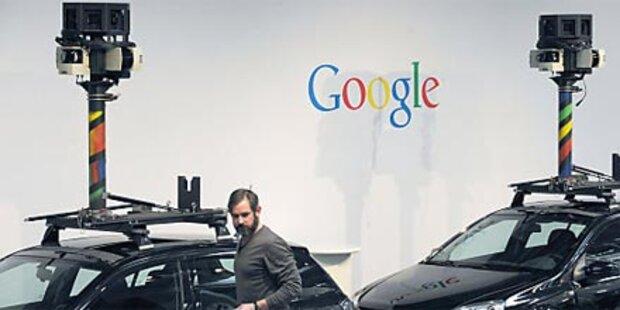 Google-Autos dürfen bei uns wieder fahren