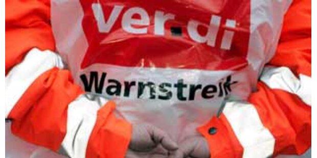Warnstreiks im öffentlichen Dienst in Deutschland