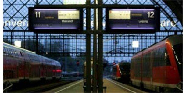 Bald wieder Streiks bei der Deutschen Bahn?
