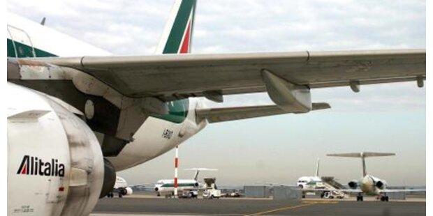 71 Flüge in Rom gestrichen