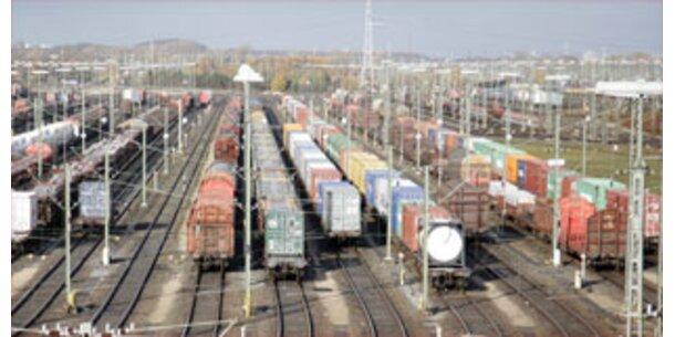 Deutscher Streik lähmt Güterverkehr - auch bei den ÖBB