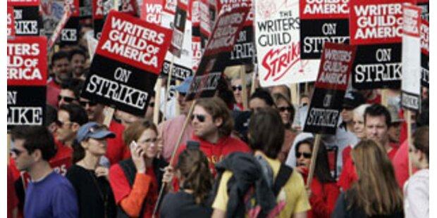 Der Oscar-Glanz fruchtet: Autoren einigen sich
