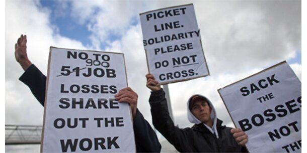 Ölkonzern Total entließ 900 Arbeiter