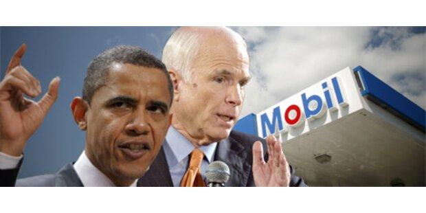 Obama stempelt McCain als Öl-Lobbyisten ab