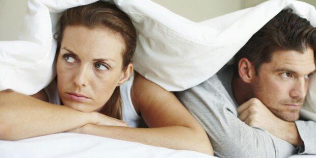 So gehen Paare mit Beziehungskrisen um