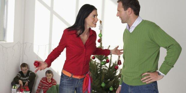 Kein Streit unterm Weihnachtsbaum