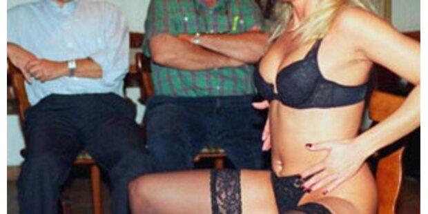 Striptease für Häftlinge in spanischem Knast
