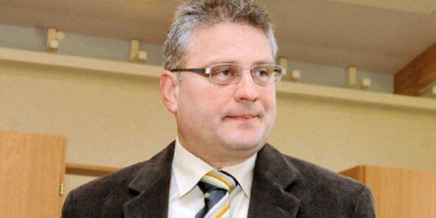 Eberauer Bürgermeister bedroht