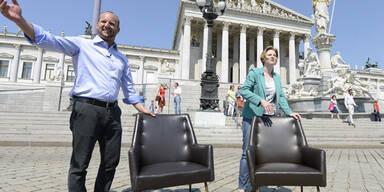 NEOS fordern jetzt Neuwahlen