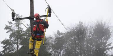 Immer noch 500 Haushalte ohne Strom