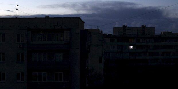 Ukraine stellte Krim wieder den Strom ab
