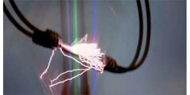 Krise lässt Stromverbrauch sinken