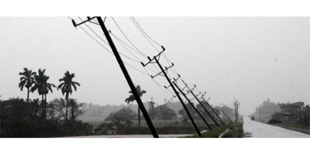 Hurrikan verwüstet Kuba - und nimmt Kurs auf USA