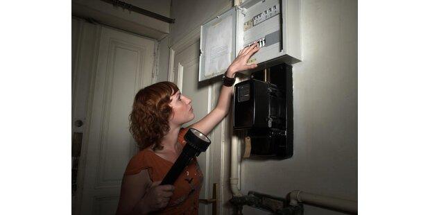 Stromausfall als Folge des Terroranschlags