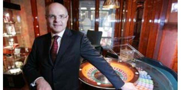 Casinos wollen nicht mit Lotterien fusionieren