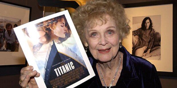 Titanic-Oma mit 100 Jahren verstorben