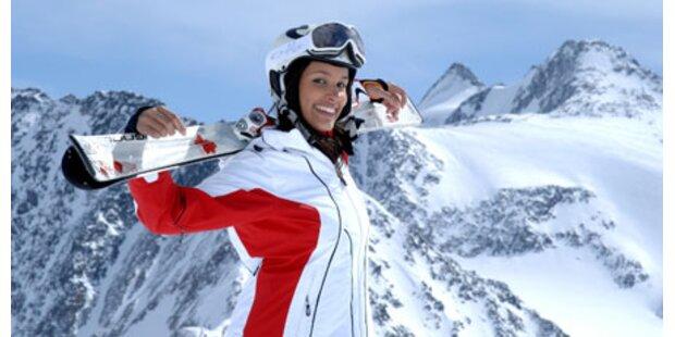 Hier können Sie jetzt schon skifahren