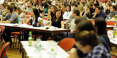 studenten uni Wien