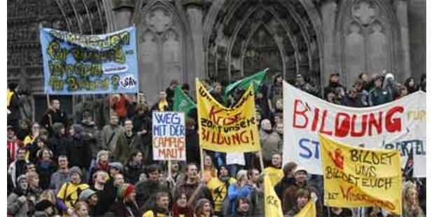 Deutsche Regierung gibt Studenten recht