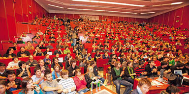 Studienplatz um 8.500 Euro verkauft