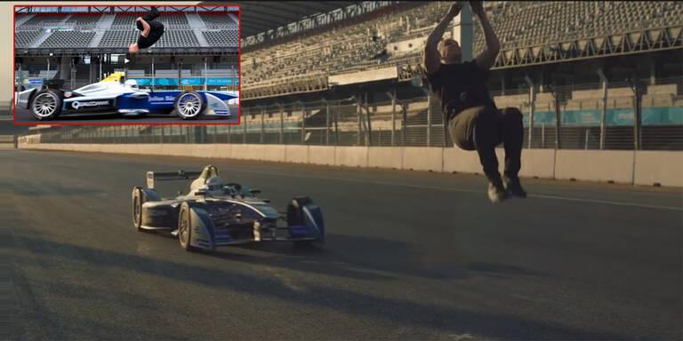 Der gefährlichste Stunt der Welt