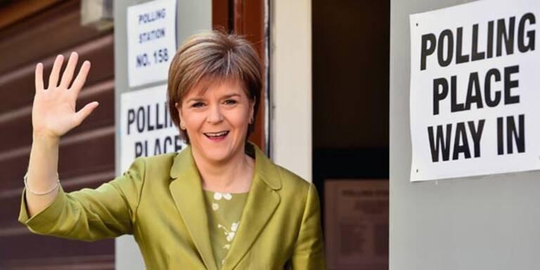"""Sturgeon: Vereinigtes Königreich """"existiert nicht mehr"""""""