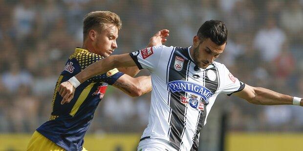 Alar schießt Sturm zu Sieg gegen Salzburg
