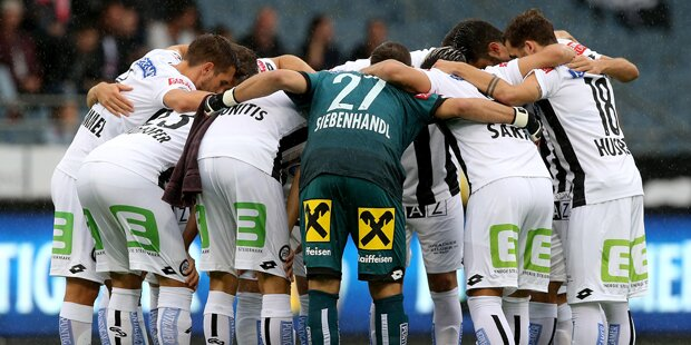 Sturm Graz unterstreicht Bedeutung für Wirtschaft