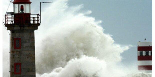 Stürme im östlichen Mittelmeer