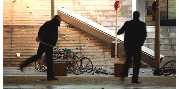Schock am Berliner Hauptbahnhof