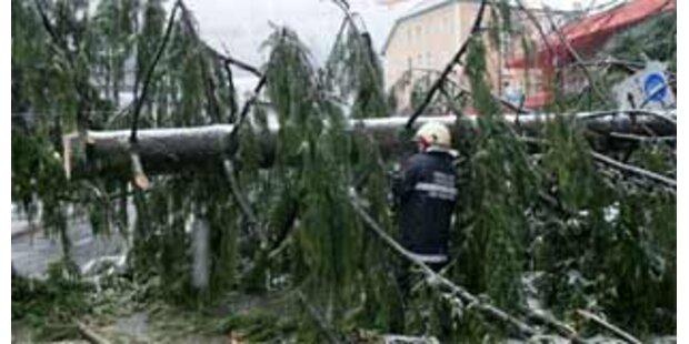 Ermittlungen nach tödlichem Unfall bei Sturm Emma