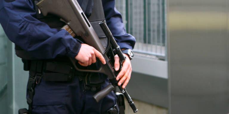 Neue Sturmgewehre für Polizei