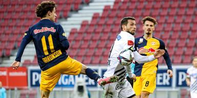 Gibt Sturm im Cup erneut den Salzburg-Schreck?