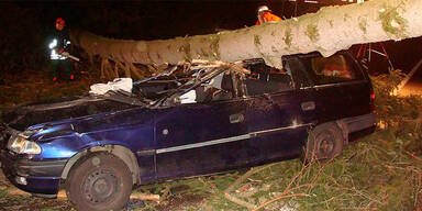 Sturmschaden in Deutschland