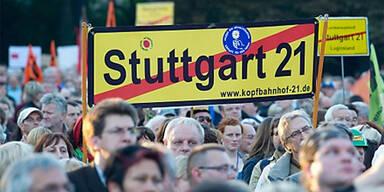 Stuttgart 21 wird weitergebaut