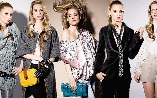Trend-Looks für moderne Stil-Ikonen