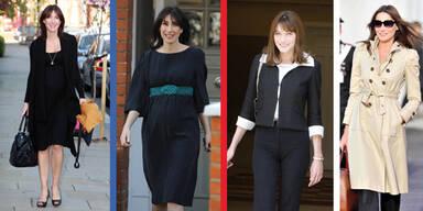 Stylecheck: Welche First Lady hat mehr Stil?