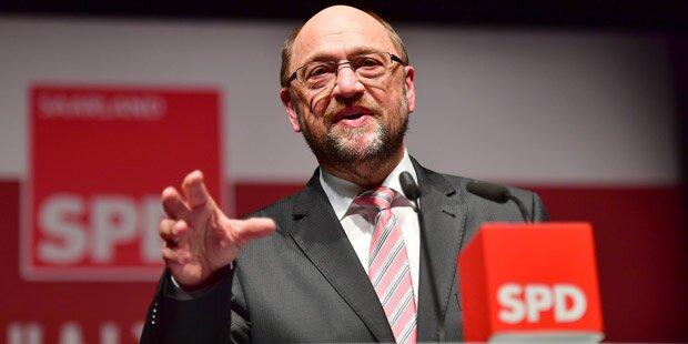 Schulz-Effekt: SPD legt deutlich zu