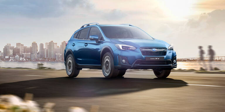 Subaru greift mit dem neuen XV an