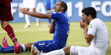 Suarez für 9 Spiele gesperrt