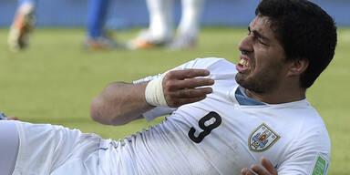 Suarez überrascht krebskranken Jungen