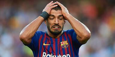 Suarez unter Betrugsverdacht