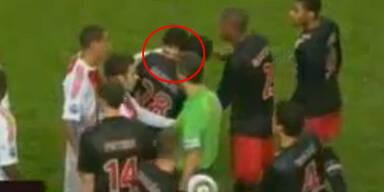Vampir-Attacke von Ajax-Star Suarez