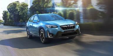 Subaru verpasst dem XV ein Facelift