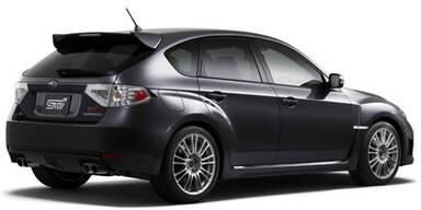 Der neue Subaru Impreza WRX STI