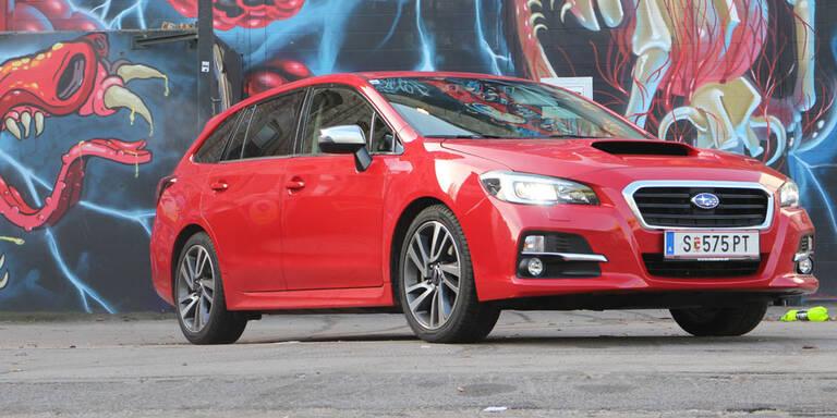 Aufgefrischter Subaru Levorg im Test