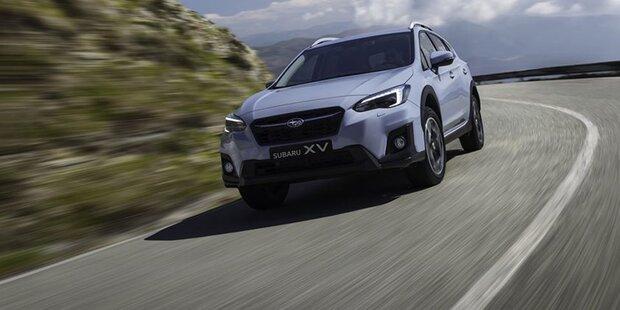Alle Österreich-Infos vom neuen Subaru XV