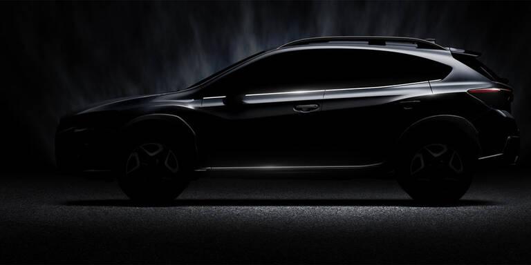 Neuer Subaru XV wird sportlicher