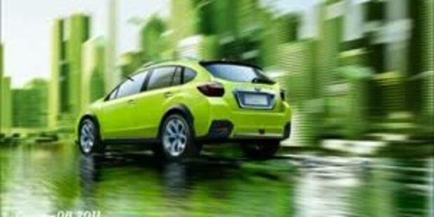 Subaru stellt das XV Concept Car vor