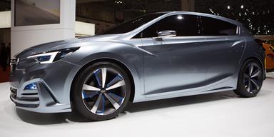 So kommt der neue Subaru Impreza